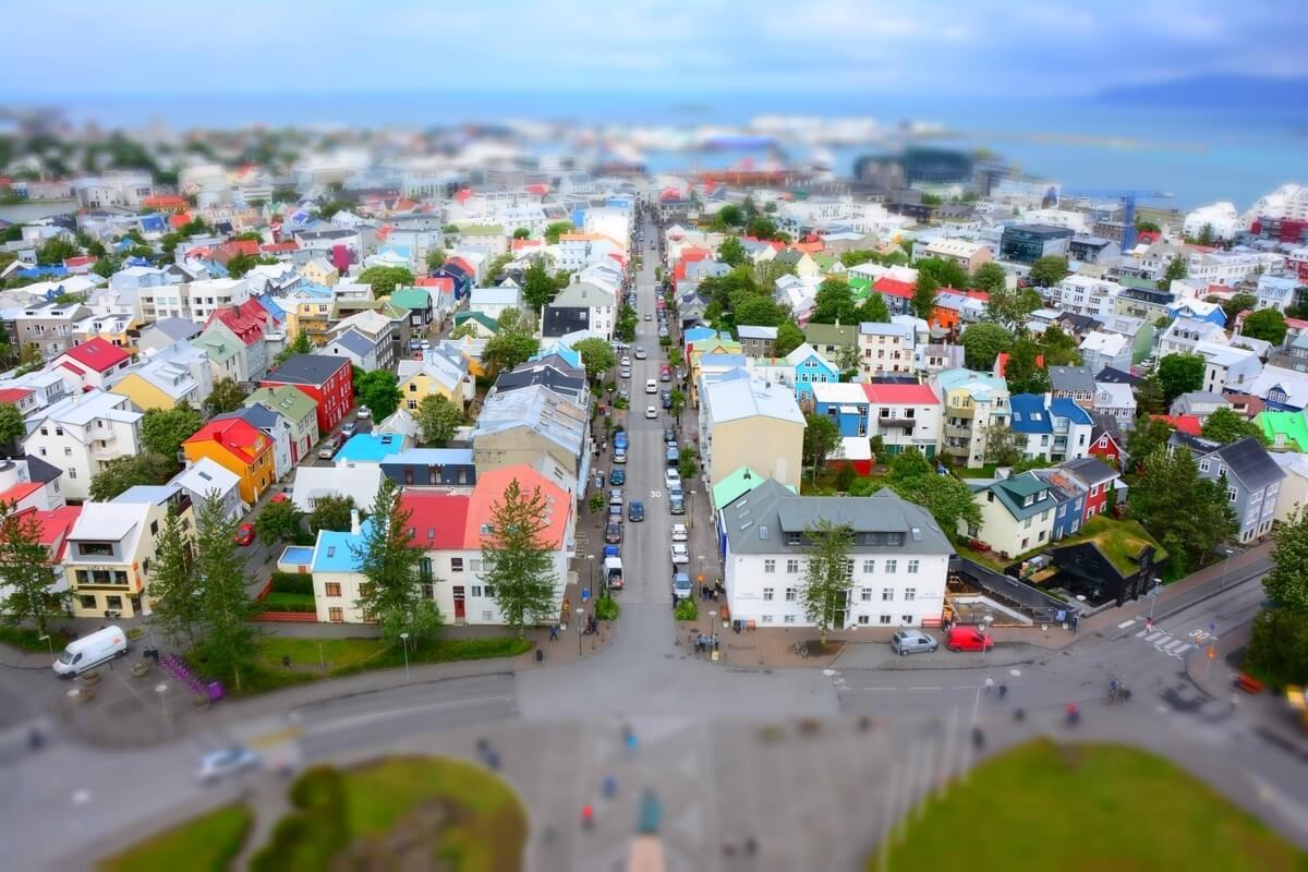 アイスランド レイキャヴィーク 旅行記